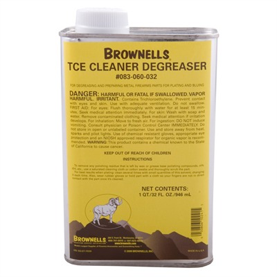 Tce Cleaner Degreaser - Quart Tce