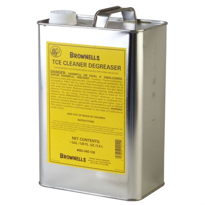 Brownells Tce Cleaner Degreaser - Gallon Tce