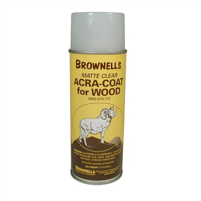 Brownells Acra-Coat-Wood