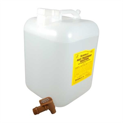 Brownells Parkerizing Supplies Only - *5 Gal. Post Treatment Solution