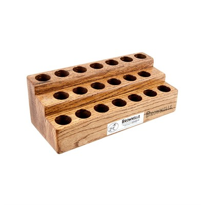 Oak Screwdriver Bench Blocks