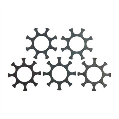 Brownells Smith & Wesson Moon Clips - 627m/.38 Super Moon Clips, 8 Rd., 5-Pak