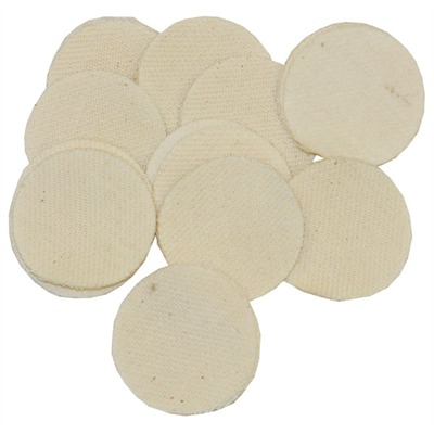 Brownells Really Heavy Duty Patches - Round Fits 1-1/2