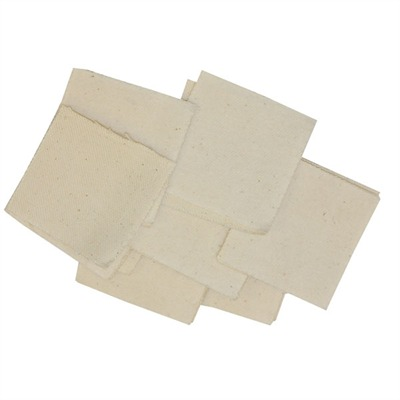 Brownells Really Heavy Duty Patches - Square Fits 2-3/4