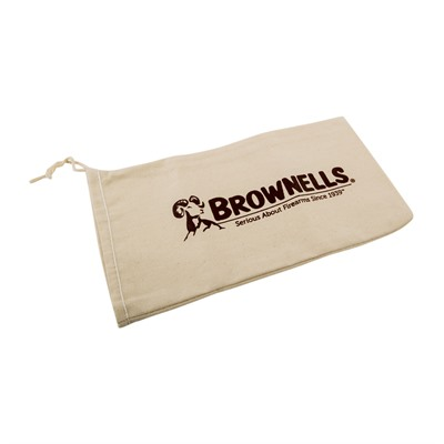 Brownells Canvas Shooting Bags - Shooting Bag, Per Each