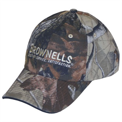 Brownells Caps Brownells Realtree Camo Hunting Hat : Shooting Accessories by Brownells for Gun & Rifle