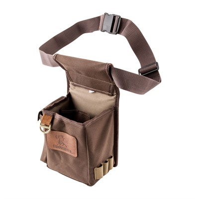 Brownells Signature Series Shotgun Dump Pouch - Signature Series Shotgun Dump Pouch Brown