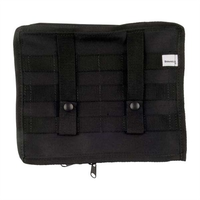 Molle Accessory Pouch For M4 Rifle Case - Molle Dump Pouch  Black