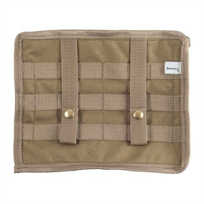 Molle Accessory Pouch For M4 Rifle Case - Molle Dump Pouch  Coyote