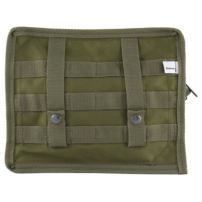 Molle Accessory Pouch For M4 Rifle Case - Molle Dump Pouch  O.D. Green