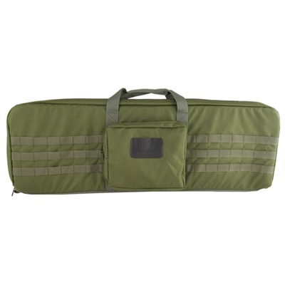 Signature Series M4 Rifle Case Brownells M4 Double Case (od Green) : Shooting Accessories by Brownells for Gun & Rifle