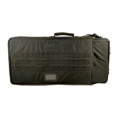 Adjustable-Length Rifle Case