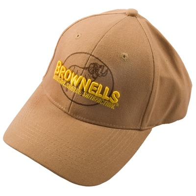 Brownells Headwear - Brownells Brown Cap