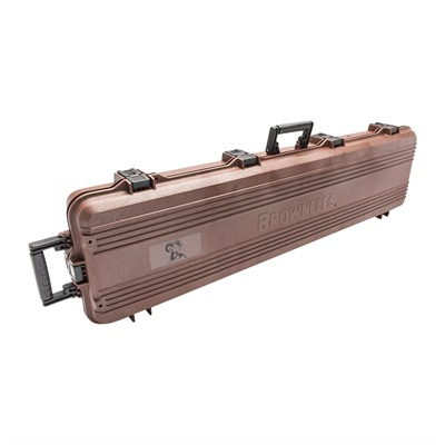 "Brownells 52"" Hard Rifle Case Online Discount"