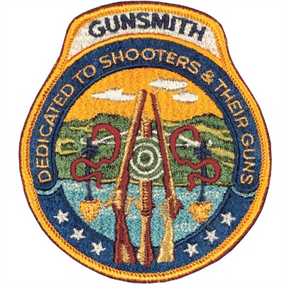 Gunsmith's Patch Gunsmith's Patch : Shooting Accessories by Brownells for Gun & Rifle