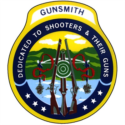 Brownells Gunsmith's Decal