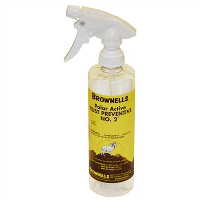 Brownells Rust Preventive No. 2 - Rp2 Pump Sprayer, (Empty)