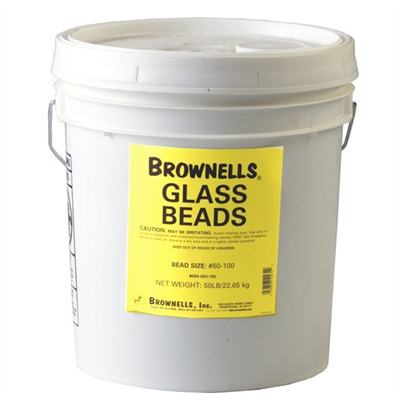 Brownells Glass Beads - #270+ Glass Beads