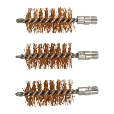 Brownells Double-Tuff Bore Brush - Fits 10 Ga. Per 3