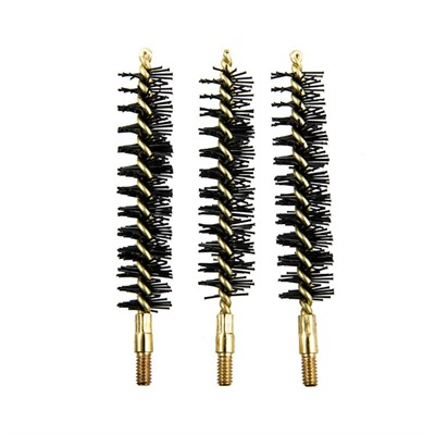 Brownells Heavy Weight Nylon Bore Brush - .50 Bmg Rifle, 3 Pak