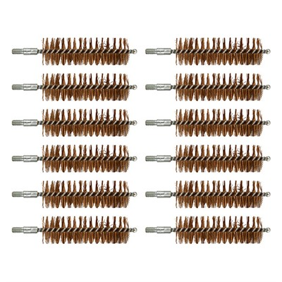 Brownells Shotgun Chamber Brush - 8-32, 20 Gauge, Per Dozen
