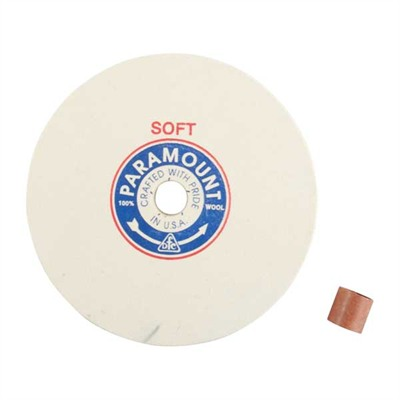 Bacon Felt Company Felt Polishing Wheels - 8