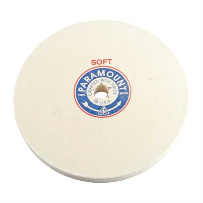 Bacon Felt Company Felt Polishing Wheels - 10
