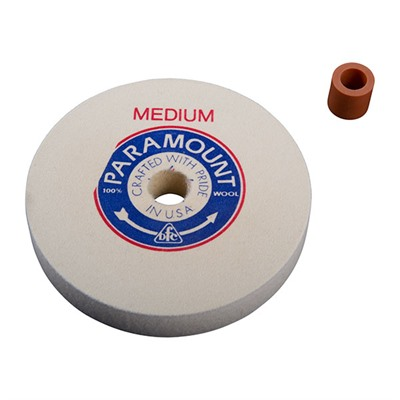Bacon Felt Company Felt Polishing Wheels - 6