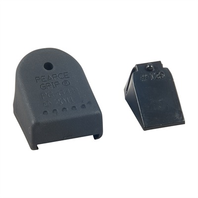 Pearce Grip Grip Extension For Glock - Fits Glock Gen 4, +1 To 45gap, +2 To 9mm/40s&W/357sig