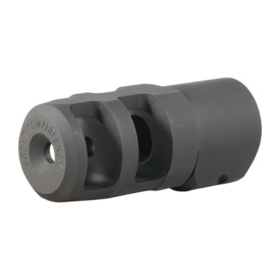 Fte Muzzle Brake 20 Caliber - Fte Muzzle Brake 20 Caliber 5/8-24 Steel Black