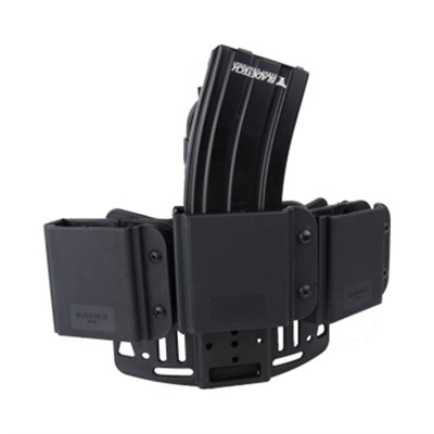 Blade-Tech Revolution Ar-15/M16 Triple Hip Mag Pouch