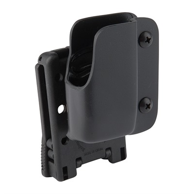 Pro-Series Single Mag Pouch - Pro Series Single Mag Pouch-S&W M&P 9/40-Blk-Rh-Tek Lok