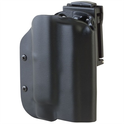 Classic Owb Holster With Tac-Light - Owb Holster-Glock 17/22/31 W/Insight M6-Black-Rh-Tek Lok