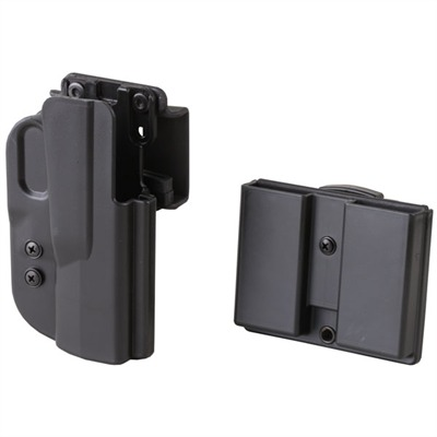 Semi-auto Pistol Injection Molded Holster Glock 17 / 22 Combo Pak : Shooting Accessories by Blade-tech for Gun & Rifle