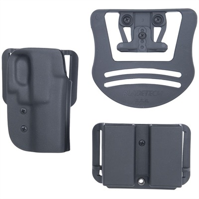 Idpa Competition Pak - Idpa Competition Shooters Pack-Glock 17/22/31-Blk-Rh