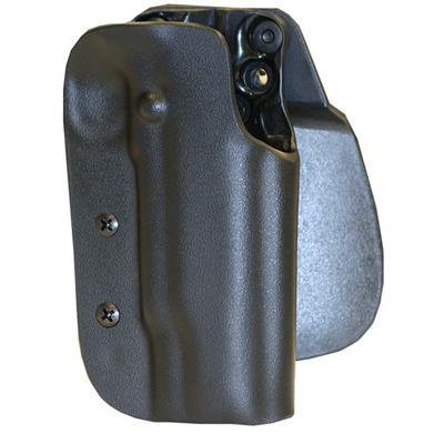 Standard Kydex~ Holster Rh Paddle Std Cmdr Holster Blk : Shooting Accessories by Blade-tech for Gun & Rifle
