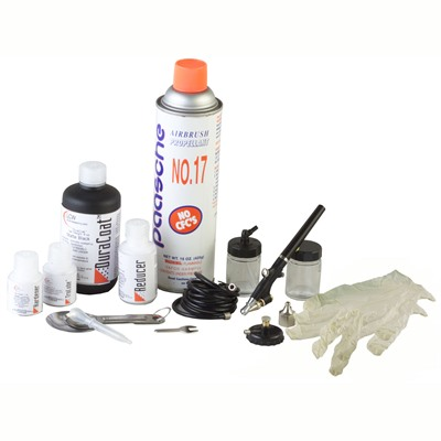Lauer Custom Weaponry Duracoat Painting System - Level Ii Starter Kit