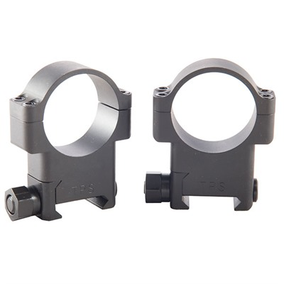 Tps Products Hrt Picatinny/Weaver Scope Rings - Hrt Aluminum Rings 30mm High