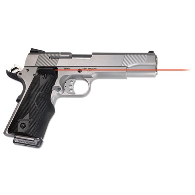 Crimson Trace Corporation 1911 Full-Size Side Activation Lasergrips