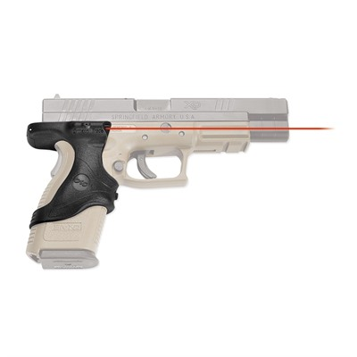 Crimson Trace Corporation Springfield Xd9/40 Rear Activation Lasergrips
