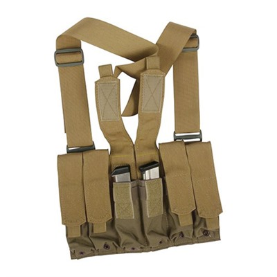 Grab & Go Magazine Pouch - 9mm Grab & Go Pouch Coyote Brown