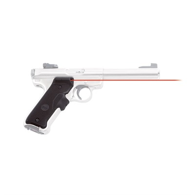 Crimson Trace Corporation Ruger~ Mark Ii~/Mark Iii~ Front Activation Lasergrips