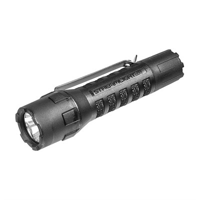 Streamlight Polytac Led Handheld Light - Polytac Flashlight, Black
