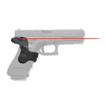 Crimson Trace Corporation Glock Gen3 Full-Size Front Activation Lasergrips - Glock Gen 3 Full-Size Red Lasergrips