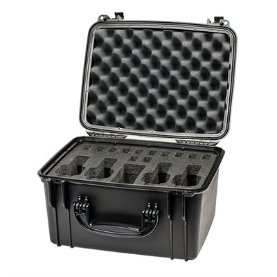 Seahorse Handgun Cases - Se-540fp4 Four-Pistol Case