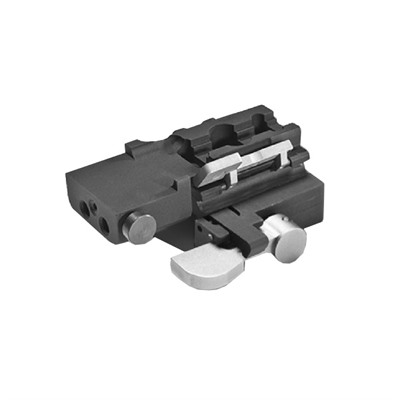 Quick Flip Mounts - Quick Flip Magnifier Interlocking Mount For Aimpoint