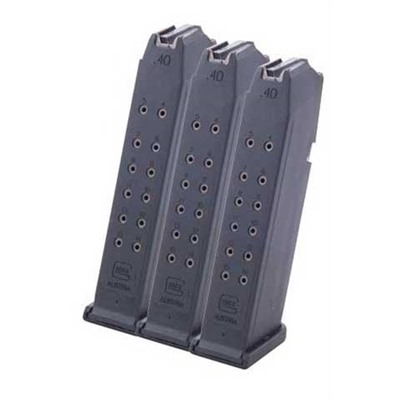 Model 17/34 Magazines - 17/34 9mm 17-Rd Mag 3-Pack