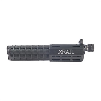 Shotgun Xrail Systems - Rem Full Xrail System, Black