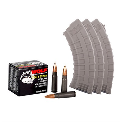 Ak47 Tapco Magazines & Ammo Packs