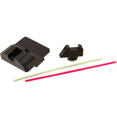 Warren Tactical Series Tactical Series Fiber Optic Sight Set For Glock~